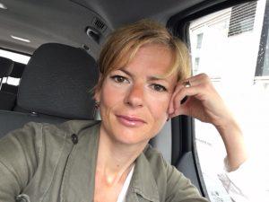 Frau Christine Balkow, Leiterin päd-aktiv Grundschule Ziegelhausen